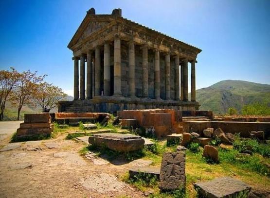 Гарни — древний языческий храм Армении