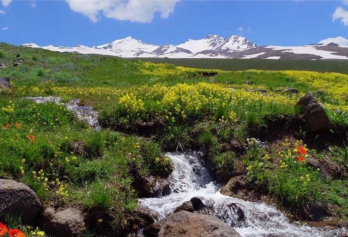 Медитативное путешествие по местам силы Армении на 7 дней с восхождением на вулкан Арагац