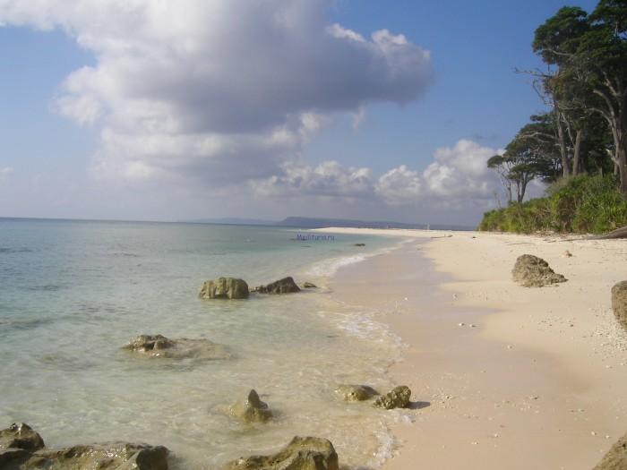 Новый год на Андаманских островах + священный город Индии