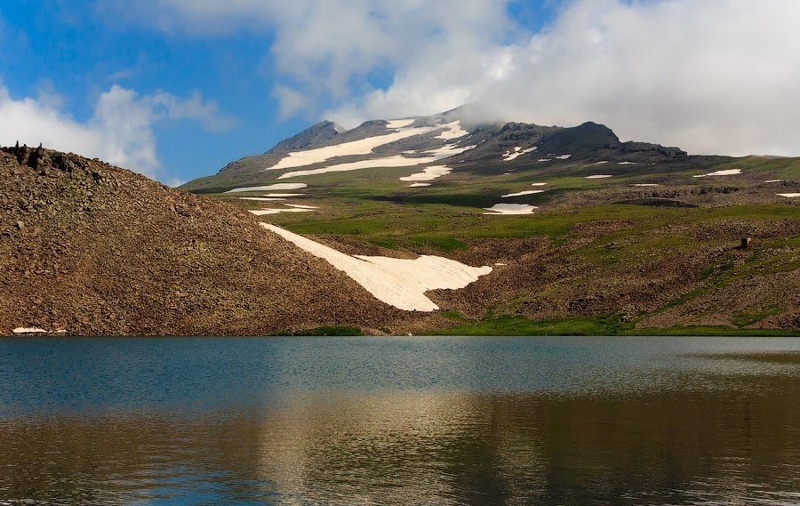 Арагац - высшая точка современной Армении
