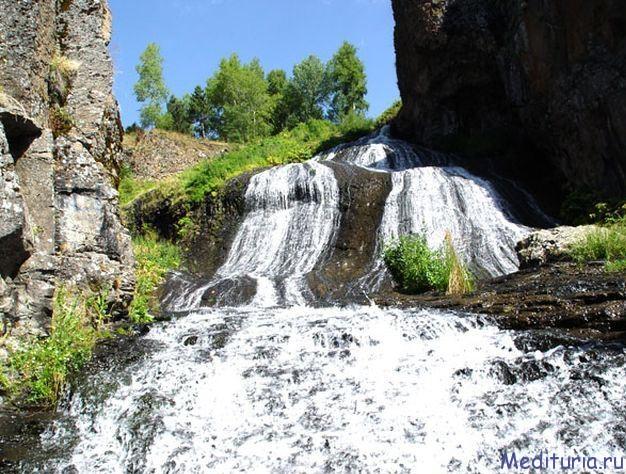Джермук — целебное место силы /Достопримечательности Армении