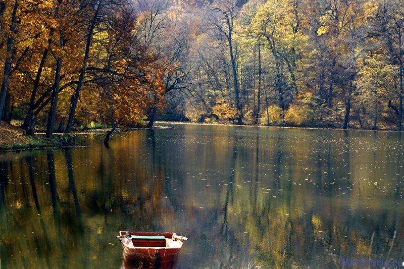 Парз лич — необыкновенно красивое озеро / Достопримечательности Армении