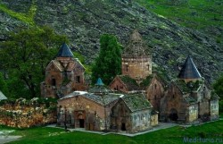 Гошаванк — чудеснейший монастырь / Достопримечательности Армении