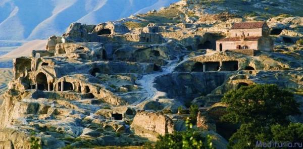 Уплисцихе – одно из самых древнейших святилищ в Грузии