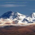 Арагац — высшая точка современной Армении