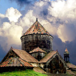 Монастырь Ахпат — место силы Армении /Достопримечательности Армении