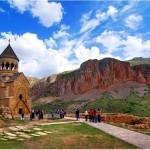 Нораванк — место силы Армении