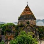 Монастырь Санаин /Достопримечательности и места силы Армении