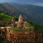 Татев — мощнейшее место силы / Достопримечательности Армении