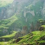 Пещерный город Хндзореск / Достопримечательности Армении