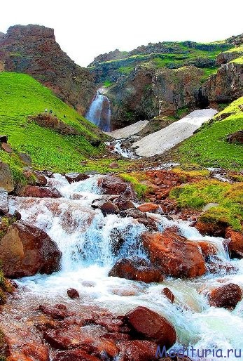 Горный тур в Армению с восхождением на вершины Армении 9дней