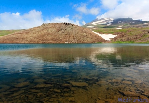 "Восхождение на Арагац /Тур в Армению ""Восхождение на Арагац"""