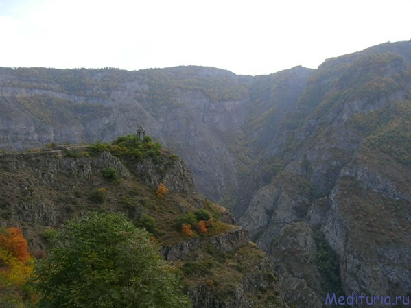 Тур в Армению «Бюджетный поход по югу Армении без рюкзаков»