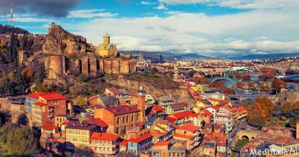 """Экскурсионный тур Армения Грузия """"Через горы к морю"""" 10 дней"""