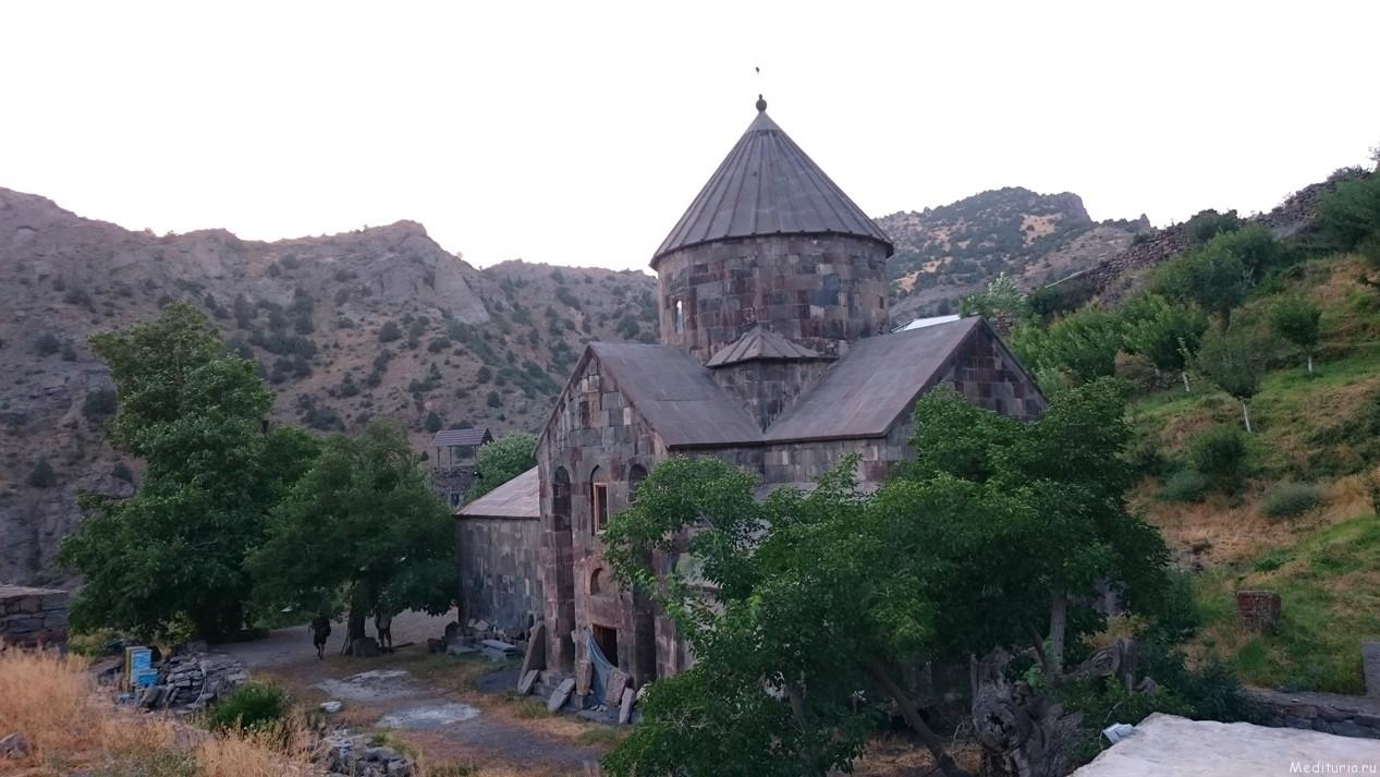 Фото галерея активного тура в Армению