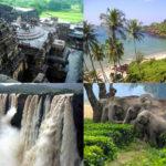 Тур в Индию «Пещерные храмы, океан, водопад, слоны и тигры»