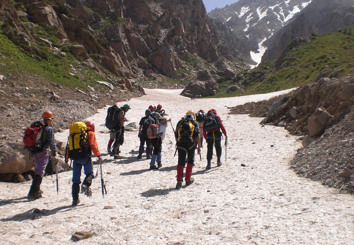 Тур на Памир «Восхождение на 3 вершины Памира»