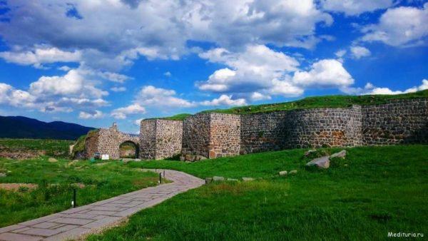 Поход по Армении без рюкзаков (север) 10 дней